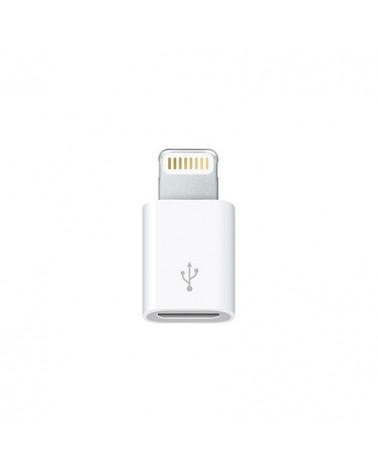 Adaptador Lightning a USB C